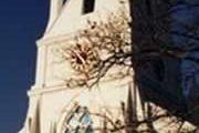 Cape Winelands - Stellenbosch Church